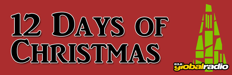 12 Days of Christmas Competition 93.6 Global Radio Costa del Sol
