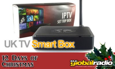UK TV Smart Box - Compeition to Win STB and 1 Year Subscription - 936 Global Radio Costa del Sol