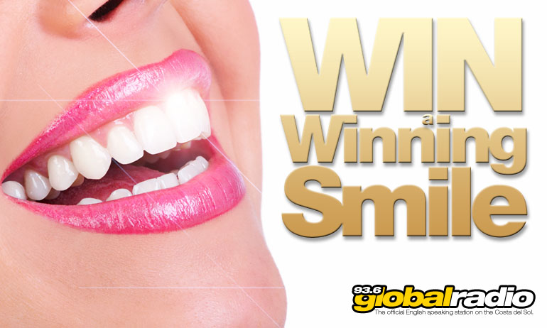 Win a Winning Smile - 93.6 Global Radio Competition