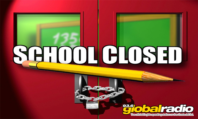 Schools Closed Due To Flooding