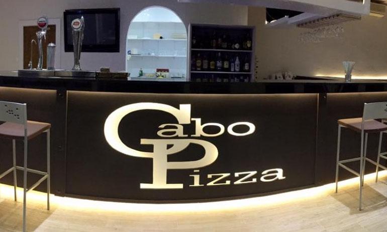 Cabo Pizza Bistro, Cabopino, Costa del Sol