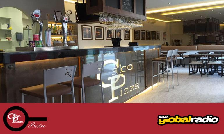 Cabo Pizza Bistro, Pizza Restaurant and Take Away, Cabopino, East Marbella, Costa del Sol 03