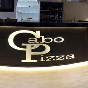 Cabo Pizza - The Finest Eat in & Take Away Pizza in Cabopino