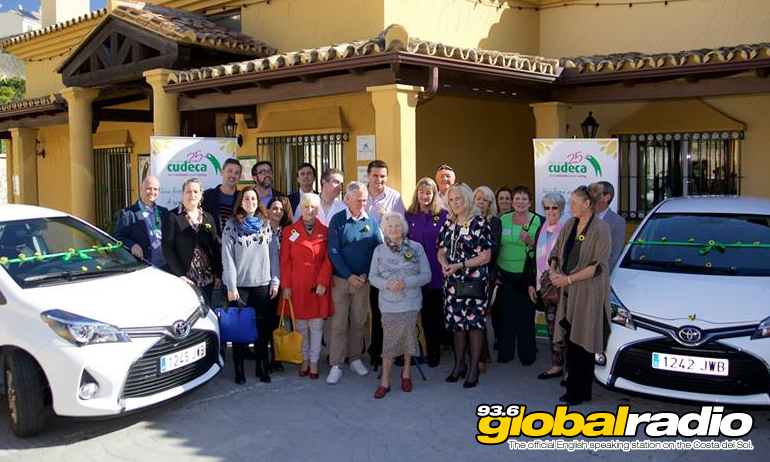 New Cars For Cudeca