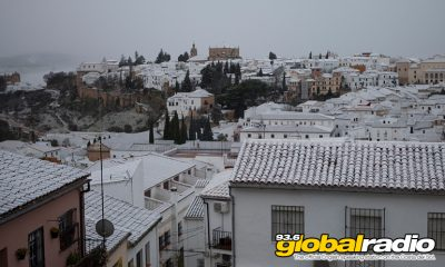 Snow Forecast In Andalucia This Week