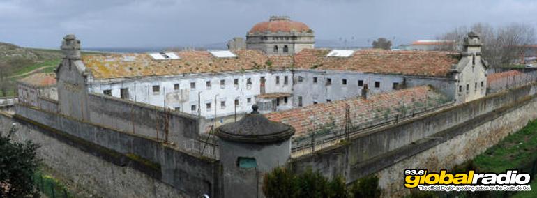 Antigua Prision Malaga