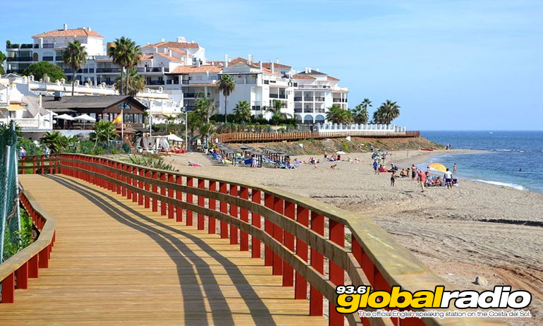 Boardwalk To Link Fuengirola And Benalmadena