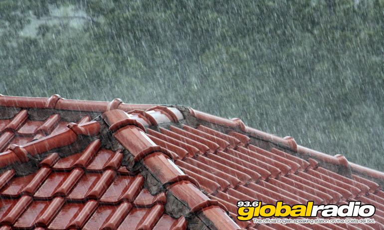 Costa Del Sol Weather Warning