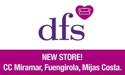 DFS Furniture, Fuengirola, Mijas Costa - 936 Global Radio, Costa del Sol 770