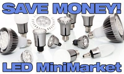 LED Minimarket, Marbella. Great value LED lighting and accessories.