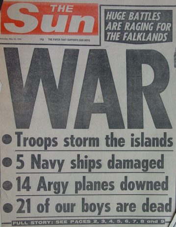 Falklands Newspaper