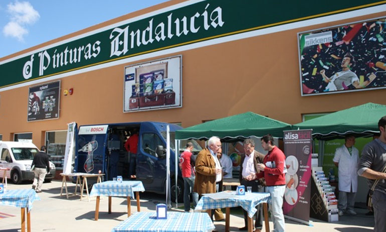 Pinturas Andalucia - DIY Superstores, Spain 01