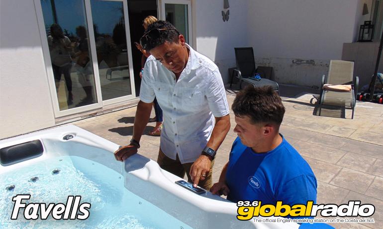 Hot Tub Costa Del Sol