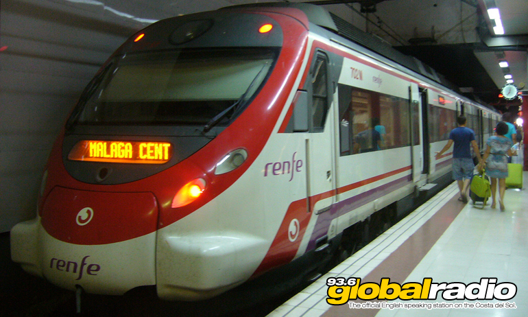 Marbella Rail Link A Top Priority