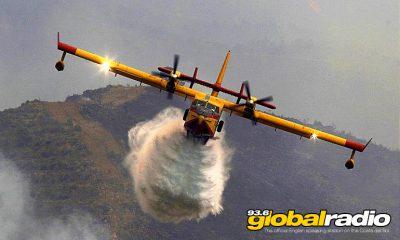 Costa Del Sol Wild Fire Alert