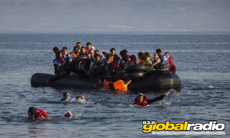 More Than 400 Migrants Rescued From Coastline Of Southern Spain
