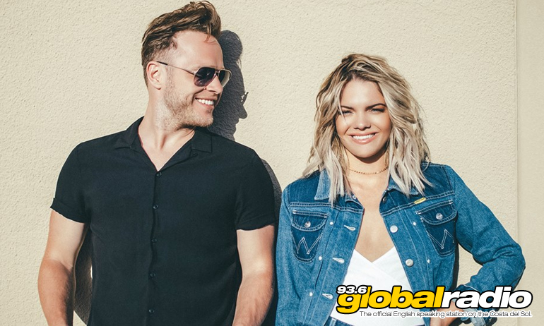 Olly Murs, Unpredictable with Louisa Johnson