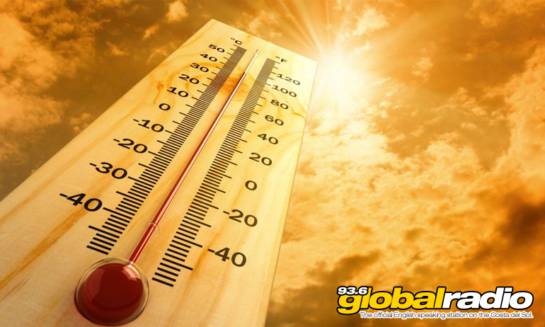 Andalucia Temperatures To Hit 40c This Week