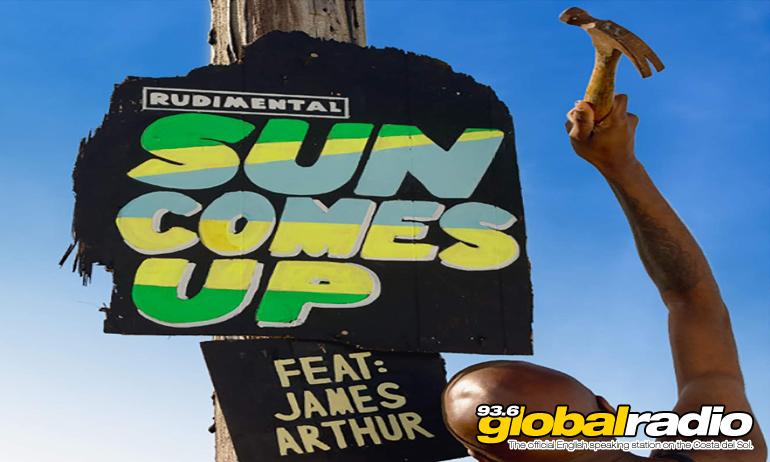 Rudimental Sun Comes Up