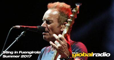 Sting Fuengirola, Summer 2017
