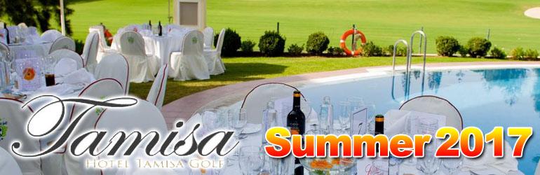 Tamisa Golf Hotel Summer 2017