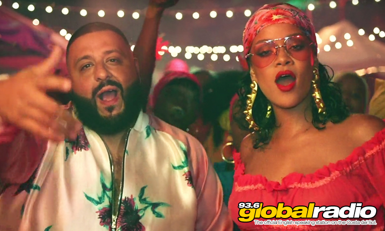DJ Khaled and Rihanna, Wild Thoughts
