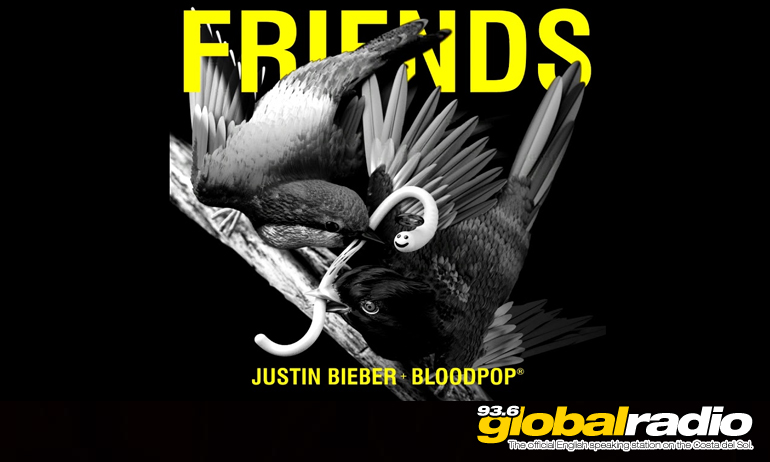 Justin Bieber, Friends