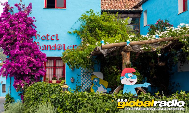 Smurf Village Spain