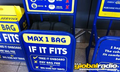New Ryanair Hand Luggage Rules
