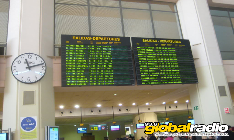 Delays Expected At Malaga Airport On Tuesday