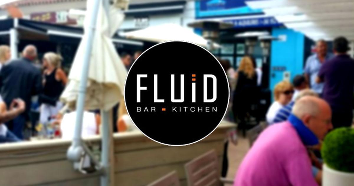 Nu Fluid Bar Elviria