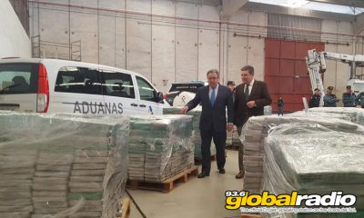 6 Tonnes Of Cocaine Seized