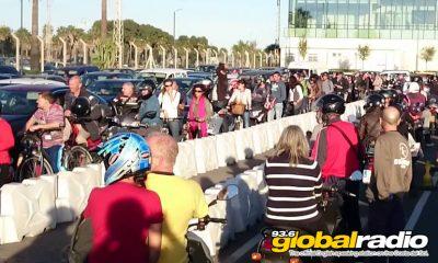 Delays At Gibraltar Border