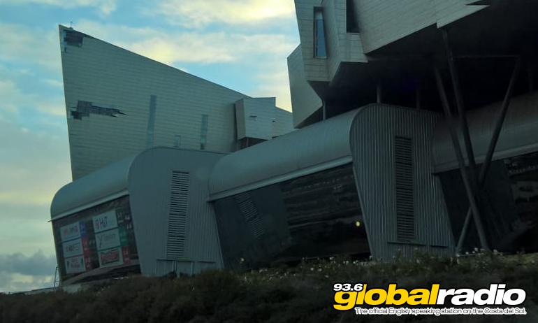 Palacio De Congresos Malaga