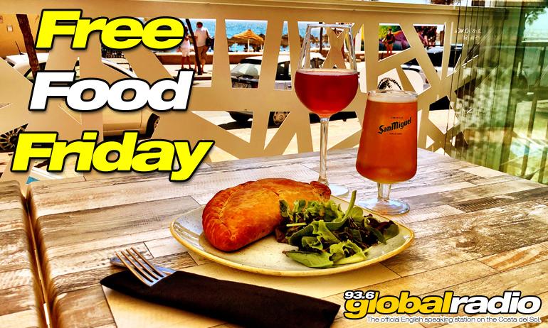 Free Food Friday