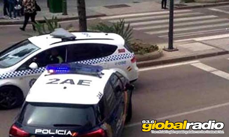 Marbella Bomb Scare