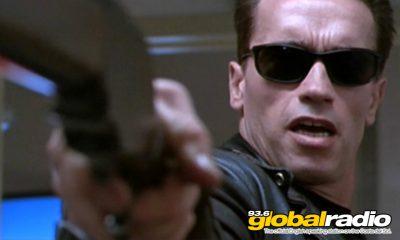Arnold Schwarzenegger Filming In Andalucia