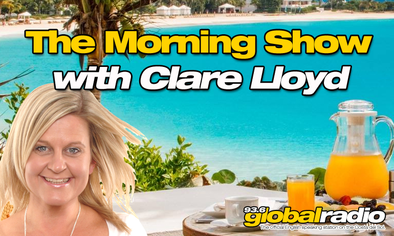 The Morning Show with Clare Lloyd
