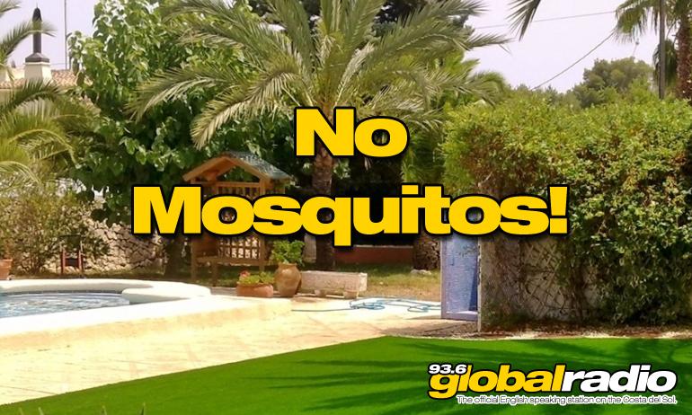 Win A Mosquito Free Garden