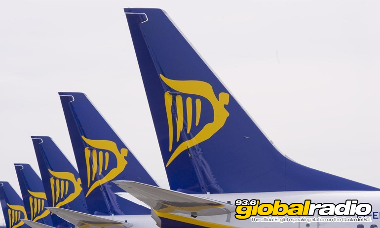 Ryanair Pilot Found Dead At Malaga Airport