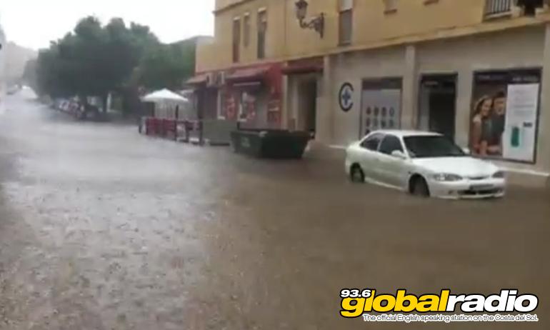 Estepona Flood