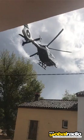 Flood Helicopter