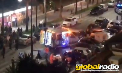Man Shot In Torremolinos Restaurant