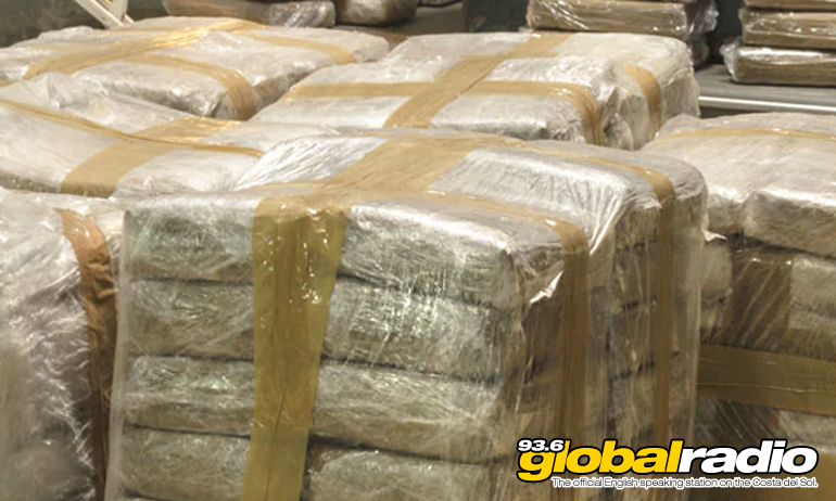 Police Seize 6000 Kilos Of Cocaine