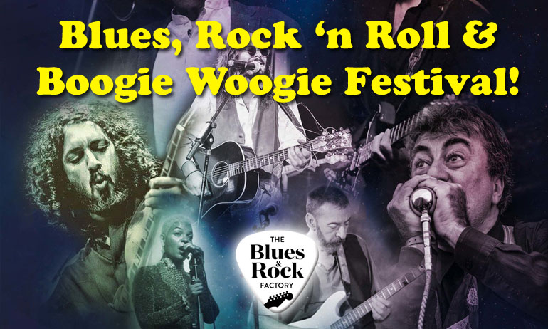 The Blues and Rock Factory Blues Festival November 2018 b