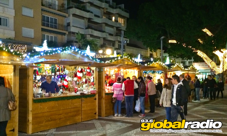 Benalmadena Christmas Market