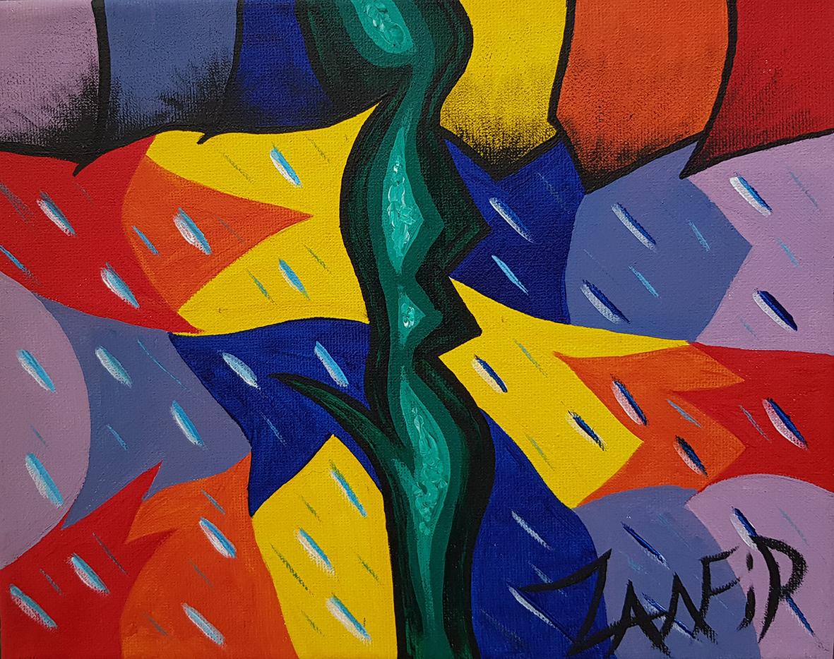 Zamfir artist