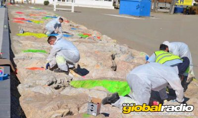 Plans To Paint Fuengirola Beach Scrapped