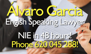 Álvaro Garcia, Engish Speaking Lawyer