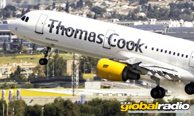 Thomas Cook Customers Stranded On The Costa Del Sol